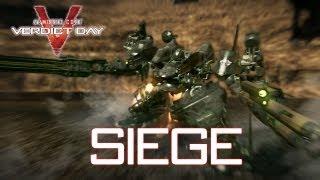 Armored Core: Verdict Day - PS3/X360 - Siege