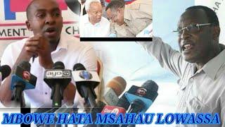 LOWASSA acheza Kama PELE, Inshu Ya Mbunge NASSARI Sasa ipo Wazi, MBOWE mdomo Wazi,KUBENEA Njiani CCM