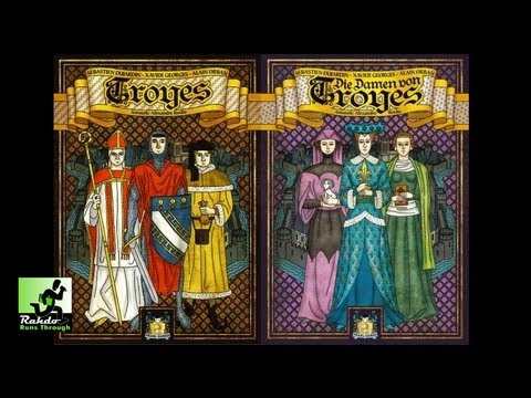 Troyes Extended Gameplay