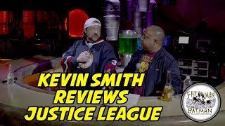 KEVIN SMITH REVIEWS JUSTICE LEAGUE