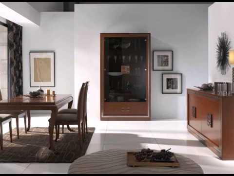 Muebles de salon con vitrinas expositoras youtube - Muebles de salon originales ...