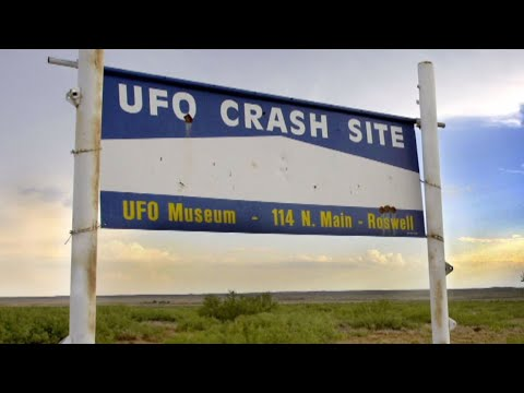 70 Years After Famed Crash at Roswell, the Truth Is Still Out There