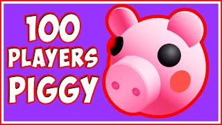 I AM PREPARED FOR TOTAL CHAOS! ROBLOX PIGGY 100 PLAYERS SUB GAMES | Blitzwinger