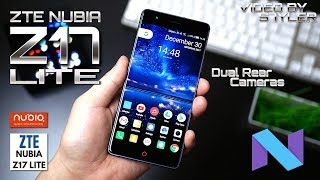 ZTE Nubia Z17 Lite | Full Review | True Bezel-less Display (Sides) + Real Dual Camera Sony IMX258
