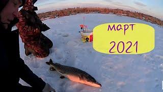 ЖЕСТЬ попали в ураган рыбалка на жерлицы в марте 2021 рыбалка в марте на щуку