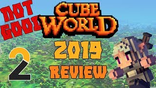 Cube World   Full Release Review - NOT GOOD