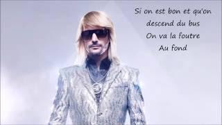 Repeat youtube video Sébastien Patoche -  On va la foutre au fond Paroles