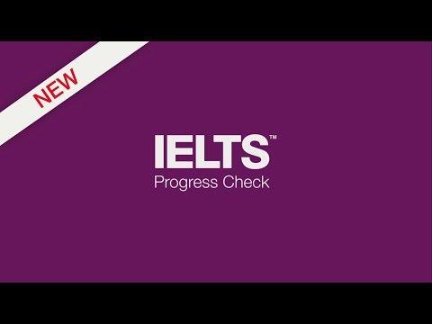 IELTS Progress Check