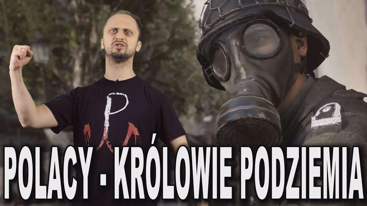 Polacy – królowie podziemia (zbrojne akcje PPP). Historia Bez Cenzury