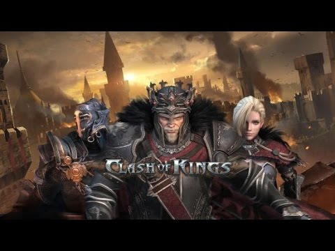 Clash Of Kings No Pc \0/ *-*