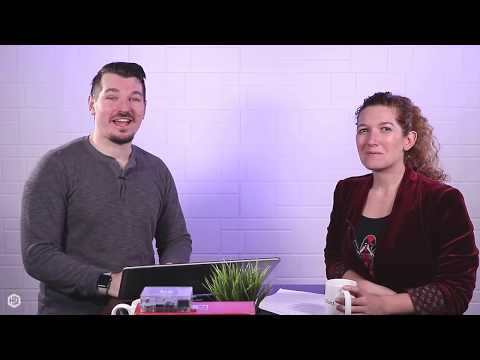 Devolutions HQ #04 - Tech News, Attachments Feature, Holiday Gift Ideas, Product Rumors...