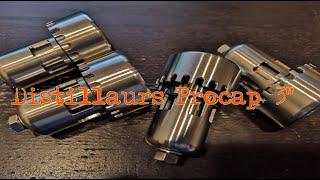 Колпачковая колонна 3 Distillarus Procap