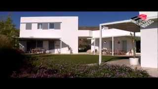 Ferienhäuser: Case Study Houses - Radius Design