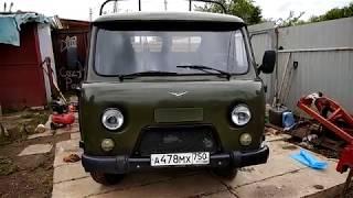 УАЗ 3303 Обзор после года эксплуатации