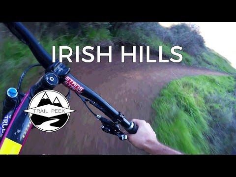 Mountain Biking San Luis Obispo - Irish Hills