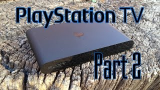 PlayStation TV Review [Part 2, and PAX South wrap-up]