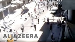 Syrian protesters capture own death on camera