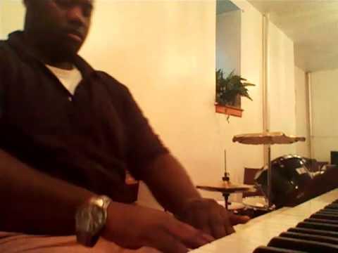 Basic worship chords on the organ