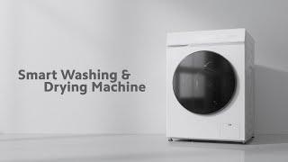 Xiaomi Mijia Smart Washing & Drying Machine | Review 🔥