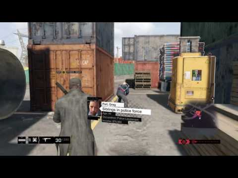 Watch Dogs - Cops & criminals fight