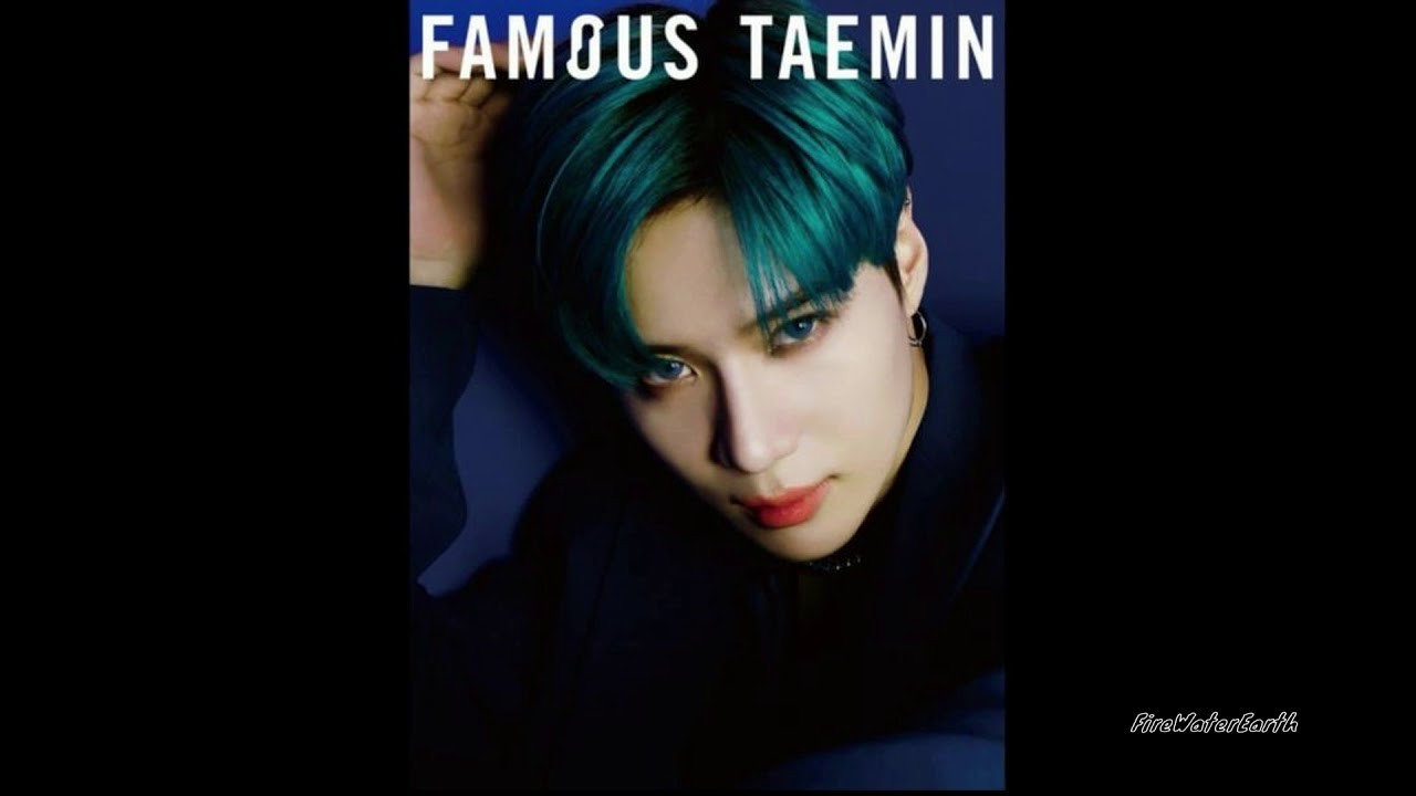 TAEMIN – Exclusive | Color Coded Heaven