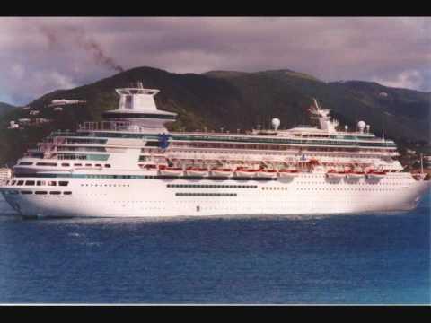 Monarch Of The Seas 1998 Grounding Youtube