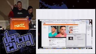 Defcon 21 - DEF CON Comedy Jam Part VI, Return of the Fail
