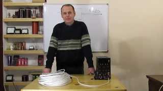 видео Калькулятор расчета сечения кабеля по мощности и току