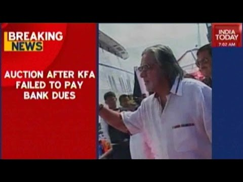Vijay Mallya's Kingfisher House To Be Auctioned Online Today