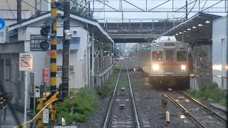 【HD】東急多摩川線蒲田行 7700系(7905F) 前面展望