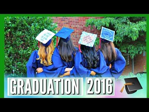 High School Graduation Vlog 2016