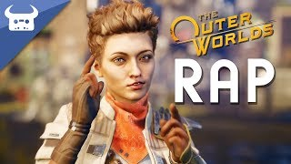 THE OUTER WORLDS... Electro swing fast rap! | Dan Bull