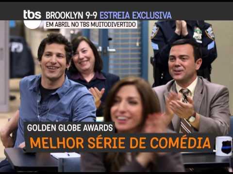 BROOKLYN 9-9 - Nova Série no TBS muitodivertido