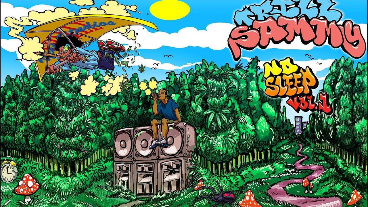 Explore Trill Sammy's No Sleep World in 360°