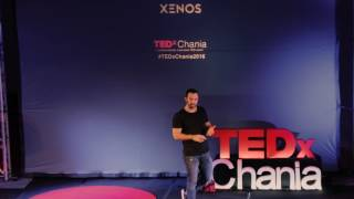 Ο ορισμός του «ξένου» | Sakis Tanimanidis | TEDxChania