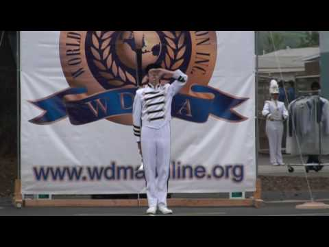 James Dinwiddie @ WDMA Alvarado Drum Major