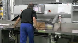 Polar Schneidemaschine | Vogt-Schild Druck AG