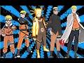 Naruto S Character Evolution Naruto Naruto Shippuden Naruto The Last ...