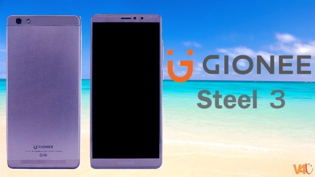 Gionee Steel 3 price specifications features comparison Latest 2018 Phones