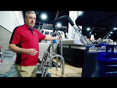 2018 Pontoon Boat STAINLESS STEAL | Avalon Luxury Pontoons