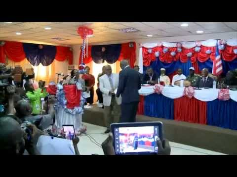 National Elections Commission certifies winners of Special Senatorial Election