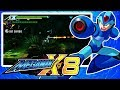 Megaman X8 Noah's Park Stage 100% Complete