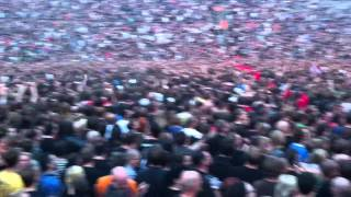 "System of a Down, Circle Pits & Wall of Death (15.6.11 Berlin, Wuhlheide, ""War?"")"