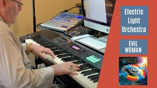 ELO-Evil Woman| Piano Arrangement 🎹