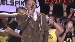 Daniel Padilla sings 'Simpleng Tulad Mo' at Himig Handog 2014 Finals Night