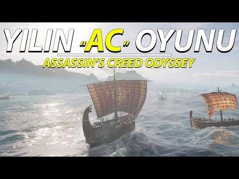 "BİR UBISOFT OYUNU ""KLASİĞİ"" // ASSASSIN'S CREED ODYSSEY thumbnail"