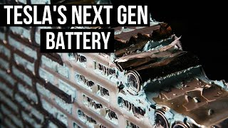 How Tesla's Next Gen Batteries Will Power 21st Century