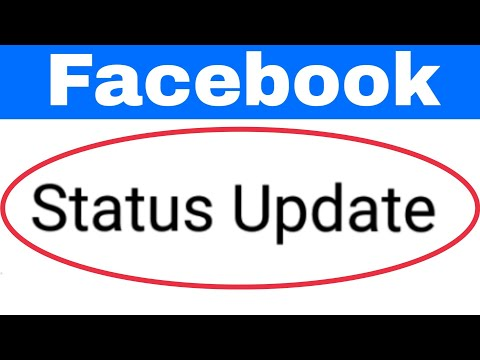 How To Fix Facebook Status Update All Problem Solve