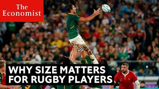 Rugby World Cup: why size matters | The Economist