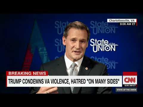 Charlottesville mayor's full CNN interview